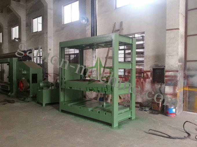 High Speed Automatic Gabion Mesh Packing Machine for 3m x 1m x 1m Box Packing Press