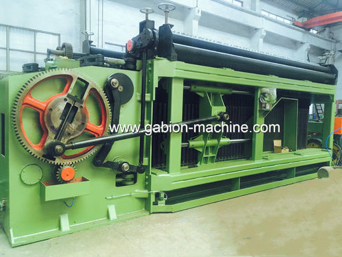 LNWL3 machine more suited to gabion production line