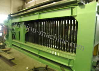 Heavily Zinc Galvanised Gabion Box Machine Hexagonal Wire Mesh Machine