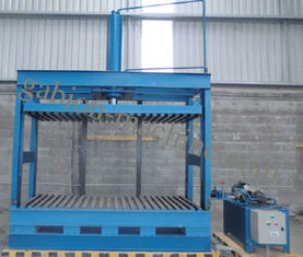 Heavy Duty Hydraulic Gabion Mesh Packing Machine For Pressing Gabion Box