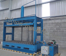 Automatic Gabion Box Machine Of Rack / Pressure Plate / Oil Cylinder And Oil Pump Unit