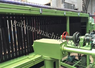 China Double Twist Gabion Machine In Warming Piping And Apartment 22kw supplier