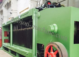Custom Hexagonal Wire Mesh Gabion Box Machine 1.6mm - 4.2mm Wire Dia.