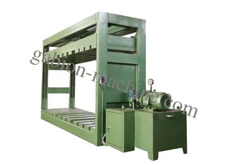 Automatic Hydraulic Gabion Mesh Packing Machine CE Certificeta 380V 5.5KW