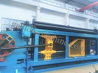 Automatic Gabion Mesh Machine For Galvanized And PVC Coated Wire