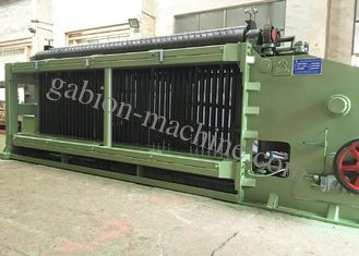 Heavy Duty Hexagonal Mesh Machine 100mm ×120mm PLC Control 225m/h