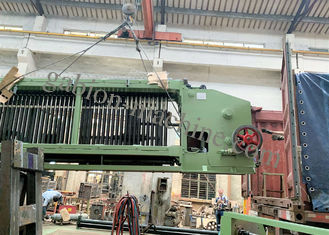 Three Twisted Hexagonal Wire Netting Machine With Automatic PLC Control System