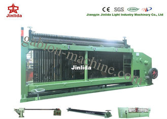 Professional Heavy Duty Hexagonal Wire Mesh Machine 4300mm Width 80x100mm