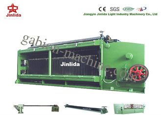 Automatic Custom Heavily Galvanized Gabion Mesh Machine , High Efficiency
