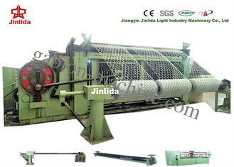5000mm Customized Gabion Mesh Making Machine 30kw Simple Operation