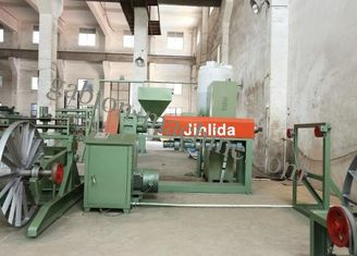 Galvanized Iron or MS Wire Pvc Coating Machine /  PVC Coated Weaving Machine