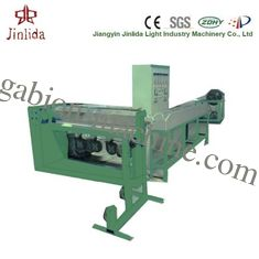 Automatic Fabric PVC Wire Coating Machine , High Speed Pvc Coated Machine