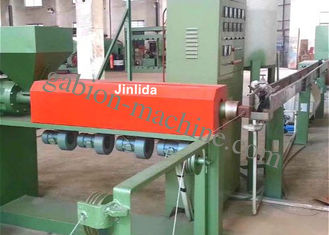 Textile / Fabric PVC Coating Machine For Building And Electrical Wire Coating