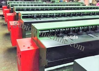 Gabion Box Automated Edge Bander Machine With 4.0mm Wire Diameter