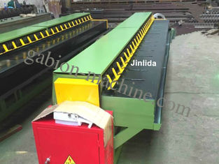 China Hexagonal Wire Netting Edge Banding Machine 4.7kw Automatic PLC Control supplier