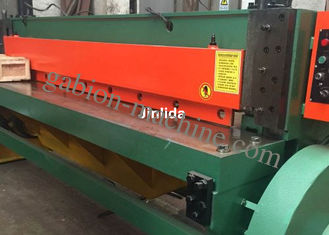 China High Accuracy Wire Mesh Cutting Machine Automatically Crimped Wire Mesh supplier