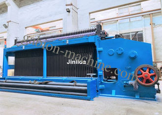 China Auto Gabion Mesh Wire Netting Machine For 80x100mm Gabion Mesh supplier