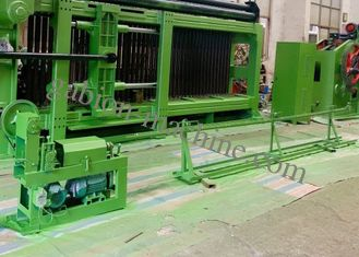 China Galvanizing And Pvc Wire Straightening And Cutting Machine For 4000mm Width supplier
