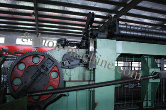 Higher Efficiency Wire Netting Machine 100*120mm Meshfor Construction Project