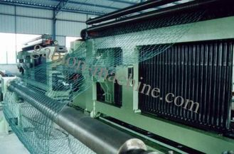 Lnwl - 3 Heavy Duty Coiling Spring Gabion Wire Mesh Making Machine
