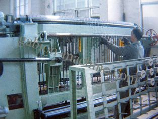 Heavy Hexagonal Mesh Weaving Machine / Spring Coiling Machine And Bobbin Machine
