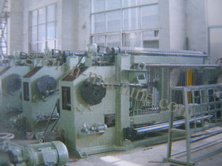 China Reverse Twisted Hexagonal Wire Netting Machine supplier