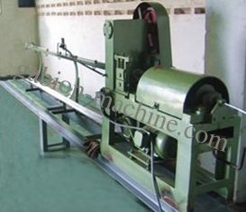China High Speed Steel Iron Wire Straightening And Cutting Machine 1.5kw 380V supplier