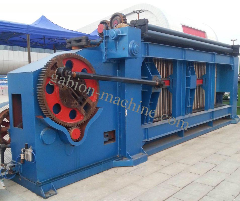 Machine automatique de fabrication de gabion pour le fil - Machine de fabrication de treillis a souder ...
