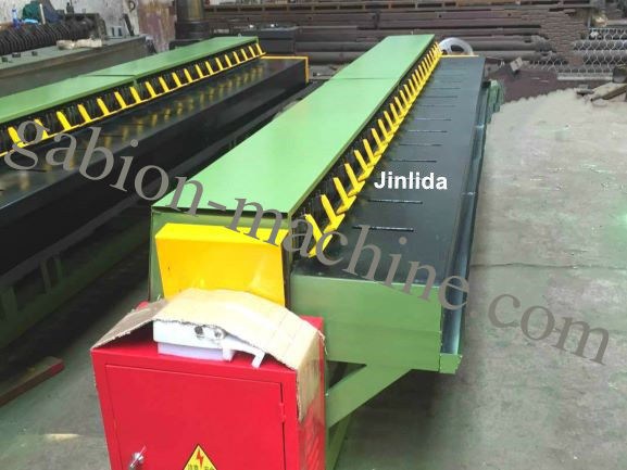 Hexagonal Wire Netting Edge Banding Machine 4 7kw Automatic