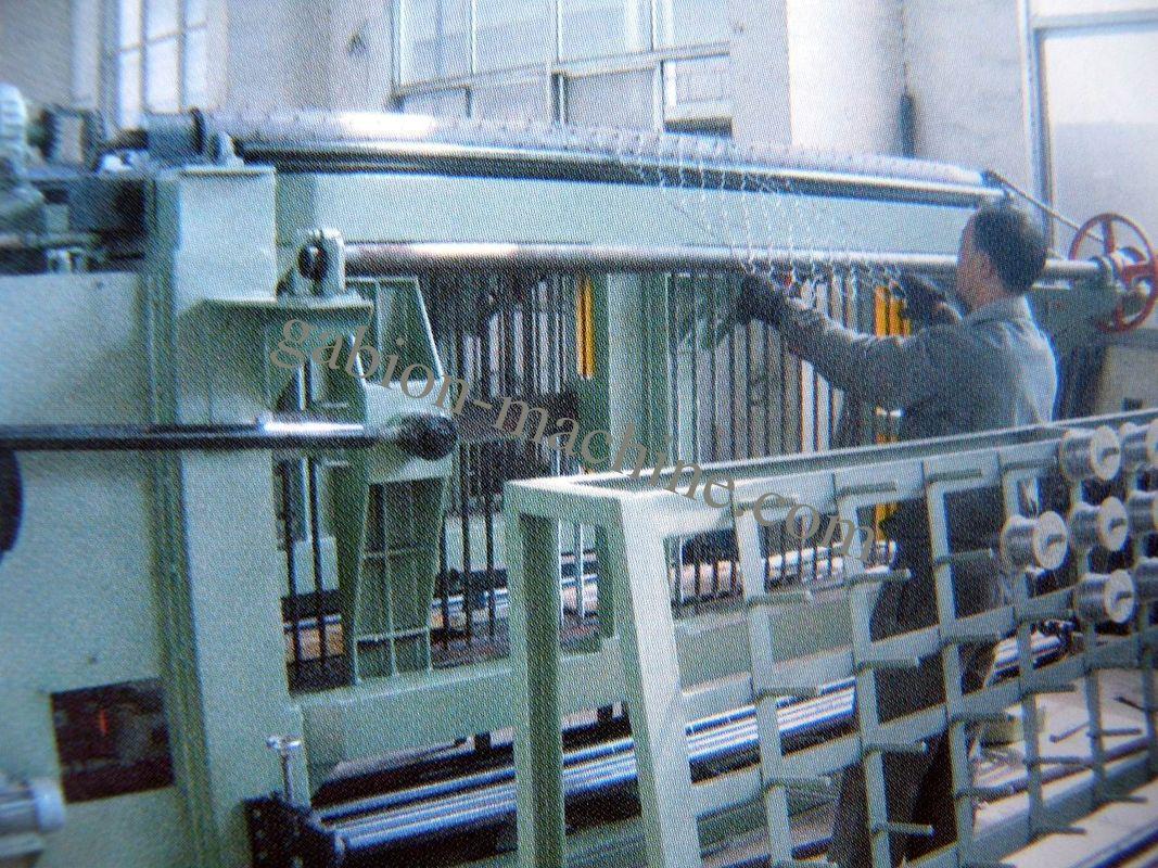 ... / PVC Galfan Coated Wire Mesh heksagonal kawat kelambu Membuat Mesin